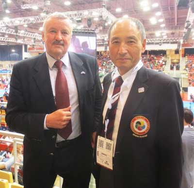 Leif-Almo-Toshi-Nagura-WKF-World-Karate-Linz-Austria